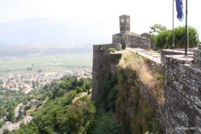 Gjirokastra, Albanien