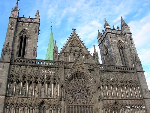 Kathedrale, Trondheim