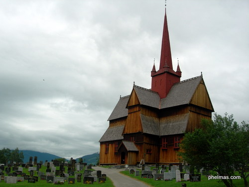 Stabkirche, Ringebu