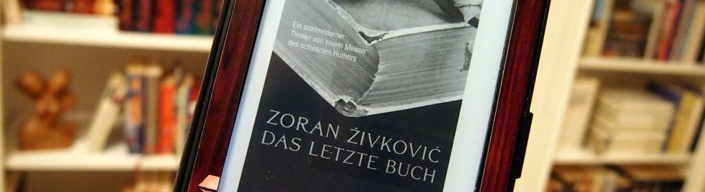 DAS letzte Buch